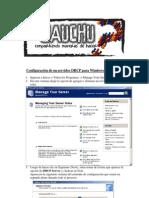 Configuración de un servidor DHCP en Windows 2003 Server