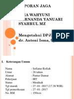 Laporan Jaga 4 (28 jan 2017).ppt