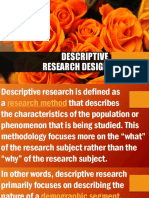 DESCRIPTIVE-RESEARCH-DESIGN.pptx