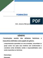 Feminicídio _ Slides