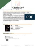Alberto Bocchino for Three