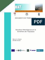 Estudios hidrologicos en la cordillera taquiña.pdf