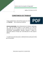 CONSTANCIA DE TRABAJO MEDILAB.docx