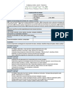 planificacion marzo lenguaje 5to.docx