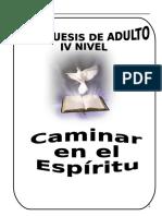IV NIVEL-CAMINAR EN EL ESPIRITU.doc