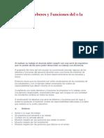 Algunos Deberes y Funciones del o la Docente.docx