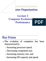 Lecture 2-Computer Evolution and Performance