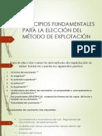 1A. PRINCIPIOS FUNDAMENTALES PARA LA ELECCIÓN DEL MÉTODO DE.pptx