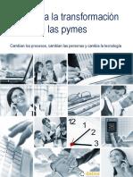 Guía Para La Transformación Digital de Las Pymes