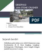OBSERVASI stone crusher.pptx