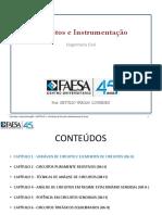 Capítulo 1 - Circuitos e Instrumentação-VARIÁVEIS DE CIRCUITO E ELEMENTOS DE CIRCUITOS.pdf