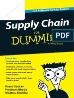 Supply Chain for Dummies