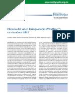 Eficacia de Vividtraq
