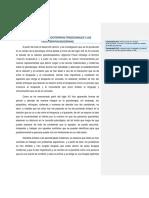 ENSAYO SOBRE LAS PSICOTERAPIAS TRADICIONALES Y LAS PSICOTERAPIAS MODERNAS.docx