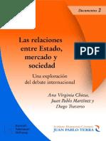 Ana Virginia Chiesa - Las Relaciones entre el estado - mercado y sociedad.pdf