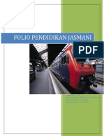 Folio Pendidikan Jasmani