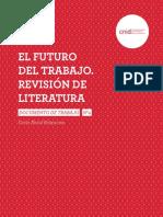 EL-FUTURO-DeL-TRABAJO Comisión Nacional de Innovación Para El Desarrollo
