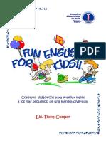 Fun English for Kids (Castellano)