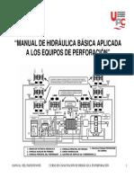 1.- MANUAL DE HIDRAULICA EN EQUIPOS DE PERFORACION UPC.pdf