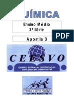 Química - CEESVO - apostila3