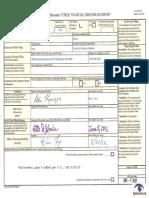 Alan Krueger Financial Disclosre Report 2012