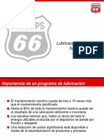 Basic Lubrication - Español