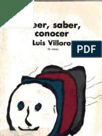Luis Villoro - Creer, Saber y Conocer - R96.pdf