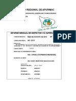 1.0 Informe _ Marzo Del 2018