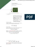 Multiplicação e Divisão de Frações Algébricas - Mundo Educação