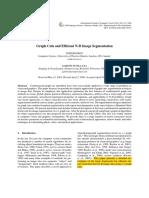 [Boykov2006] Graph Cuts and Efficient N-D Image Segmentation