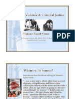 HBA and Honour Killing lecture 2018.pdf