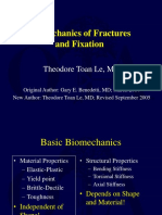 Biomechanics of Fractures