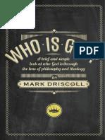 Who is God eBook PDF