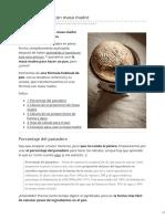 Invitadoinvierno.com-Cómo Hacer Pan Con Masa Madre