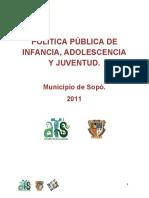 POLITICA PUBLICA DE INFANCIA Y ADOLESCENCIA SOPO.pdf