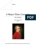 Mozart Concerto G