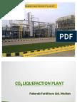 CO2 Liquefaction Plant