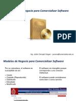 Comercialización de Software