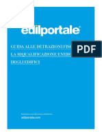 Guida Ecobonus 2019