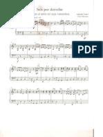Seis por derecho  piano