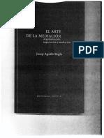 Cuatro Modos de Debatir. Josep Aguiló