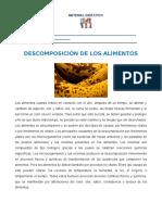 CN_Descomposición y Conservación de Los Alimentos