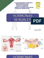 Farmacología Hormonas Sexuales.