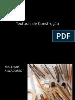 Texturas de Construção