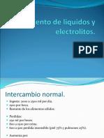 6.- Tratamiento de Liquidos y Electrolitos