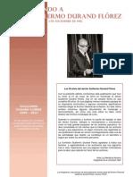 Don Guillermo Durand Florez. N° 6