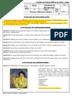 77677249 Planejamento Aulas de Artes Ensino Medio Anual 1 2
