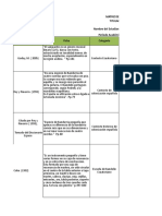 Matriz de Fichaje Con Categorias