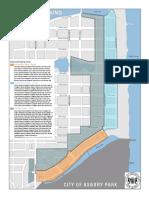 Asbury Park metered parking zones