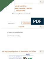 Tips PNL Para Comunicación Interpersonal